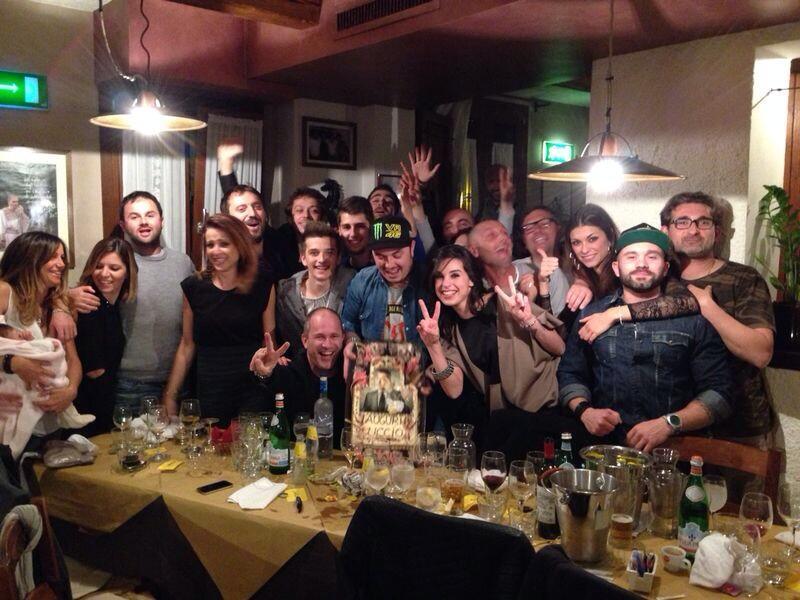 #daRossi Uccio's birthday! Buon compleanno da tutto lo staff!!!